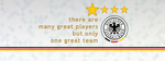 The Great Team, German Men's Football Team by nafSadh