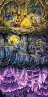 The Underdark - ATC by Merinid-DE