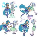 Project Scales and Jenny 10 by Jowybean