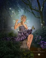 Faerie Song by PaintedOnMySoul