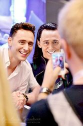 Tom and Loki by AnnaProvidence