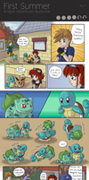 First Summer - A Rijon Adventures Nuzlocke [Pg. 5] by Krisantyne
