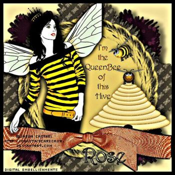 I'm the Queen Bee by Guardian-Angel-671