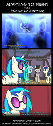 Adapting To Night: Prolog (New German Translation) by Rated-R-PonyStar