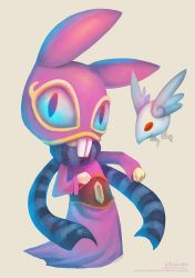 Ravio and Sheerow by Landylachs