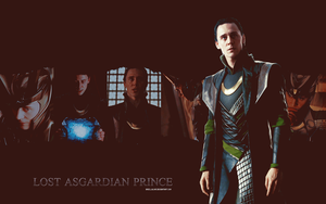Loki Lost Asgardian Prince by BriellaLove