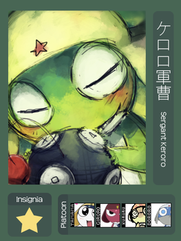 Hey Look Another ID by Sergeant-Keroro