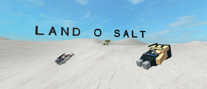 Land o Salt by Jasonleung