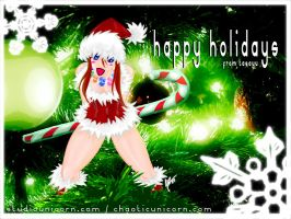 Happy Holidays for 07 by siamgxIMA