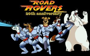 Road Rovers 20th anniversary by b1k