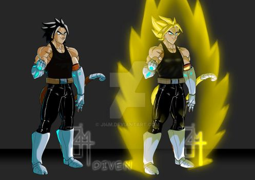 Diven ref (updated) by JI4M