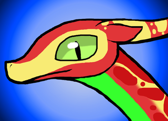 FR: Aurus the Spiral by Blizzard-and-Friends