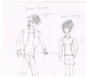 James and Danica Logan by Wcatgal