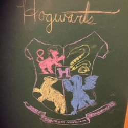 Hogwarts Crest by KatieMystery