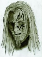Todd The Wraith II: Face by The-Black-Addiction