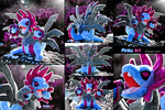 Hydreigon plush I Pokemon