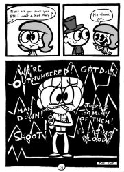 Hatboy and Hatgirl Kids Ep 5 Page 3/3 [FINAL] by rachetcartoons