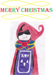 Merry Christmas (Red) by Light-He-arth