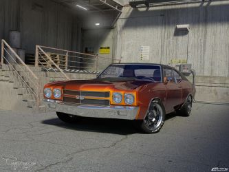 Chevelle ss 5 by cipriany