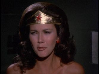 Wonder Woman Disbelief by wwfan