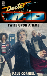 New Series Target Covers: Twice Upon A Time by ChristaMactire