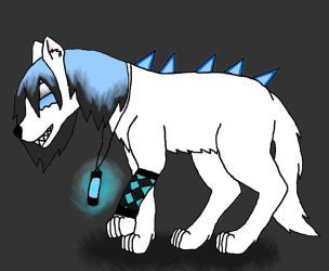 Toxic wolf by Sendy22