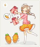 Carrotmas 1 by Quiss