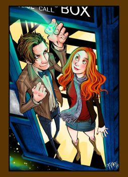 DOCTOR WHO by Romax25