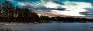 Winter At Waubonsie Lake by TheSeeker417