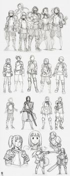 Soldiers. by Endling