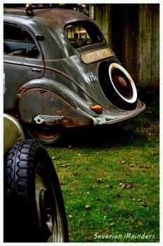 Old cars by hanne77