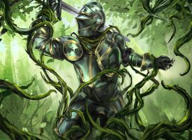 Entangling Roots by h1fey
