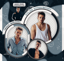 PACK PNG 554| DYLAN SPRAYBERRY by MAGIC-PNGS