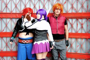 Aquarion EVOL - Paradoxical zoo by YumiAznable
