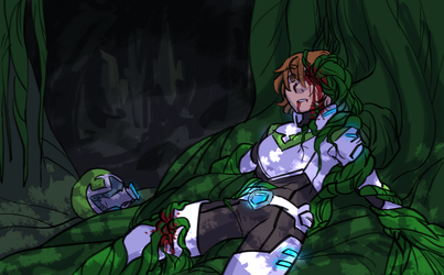 VOLTRON: one with the plants by ratopiangirl