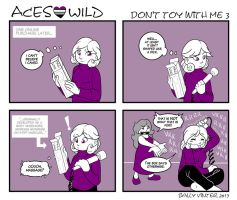 Aces Wild - 10 - Don't Toy With Me 3 by SallyVinter