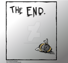 The End by Caroline-C-Finch