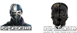 Dishonored Icon Pack by jacksmafia