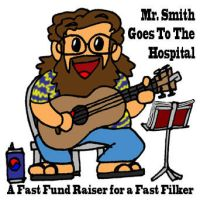 Tom Smith - Fund Raiser album cover by artbylukeski