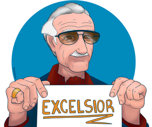 Excelsior! 1922-2018 by Fergaze