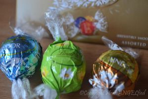 LiNDT CHOCOLATE by HeartANGELfied
