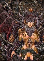 Beast Machine Synthesis _colored by johnbecaro