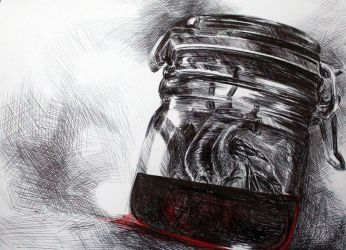 .: In a Jar for Safe-keeping :. by moonlightamber