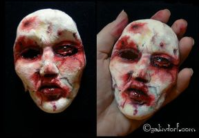 Paper Face by Galindorf