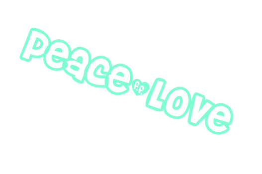 Peace And Love by SugusEditions