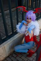 Lilith Aensland - Darkstalkers 3 by Nawin92