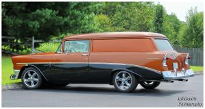 A 1956 Chevy Station Wagon by TheMan268