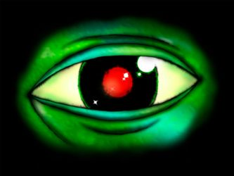-Evil Eye by outthere