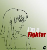 Hayabusa - I'm a Fighter too by Manwe-Varda