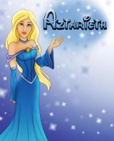 Aztarieth Sparky Disney Princess by Aztarieth
